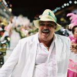 Karneval Rio de Janeiro: Tänzer mit Hut